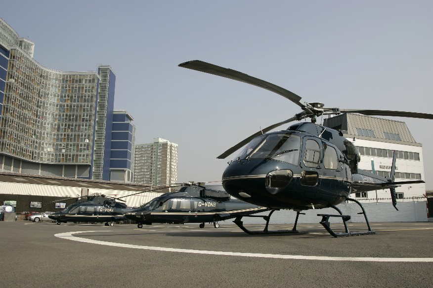 Helicopter Charters  Rent Helicopters Accross The UK